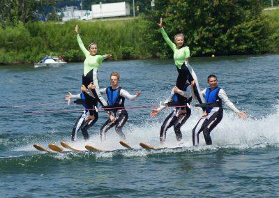 Lake City Skiers Photo Gallery Water Ski Shows