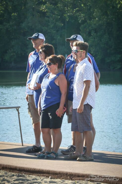 Highest Scoring Pick up Boat Award