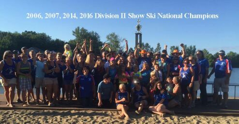 In 2016 The Lake City Skiers became the first team to win DII Nationals 4 times.