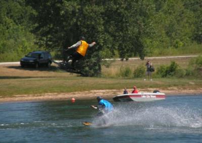Water Skiing