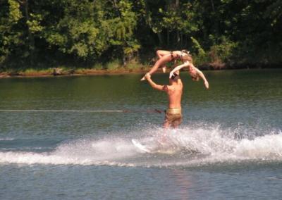 Lake City Skiers Water Ski Show