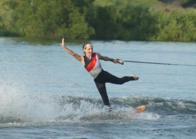Lake City Skier