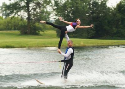 Water Skier Lift