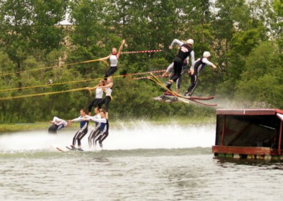 Lake City Skiers in Indiana