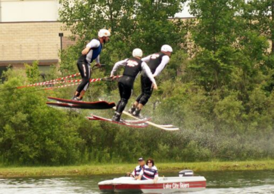 Water Skiing in Indiana